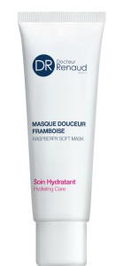maquillage masque framboise